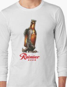 RAINER BEER LAGER Long Sleeve T-Shirt