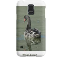 Black Swan of New Zealand Samsung Galaxy Case/Skin