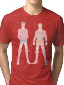 Pastel Bertholdt & Reiner  Tri-blend T-Shirt