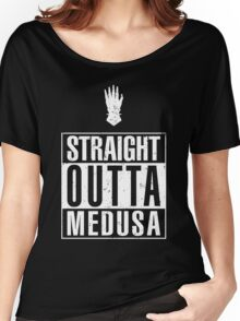 Straight Outta Medusa Women's Relaxed Fit T-Shirt