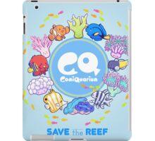 ComiQuarium Marine Life ver. Safe the Reef iPad Case/Skin