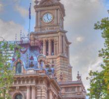 Sydney Town Hall Sticker