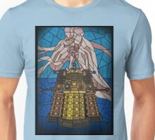 Dalek Stained Glass Unisex T-Shirt