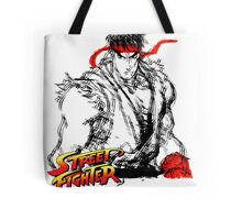 Streetfighter - Ryu Tote Bag