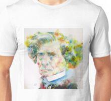 HECTOR BERLIOZ - watercolor portrait Unisex T-Shirt