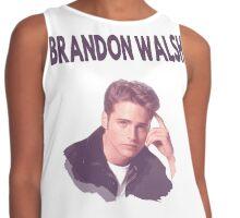 90210- bRANDON wALSH Contrast Tank