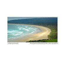 a Catlins beach  by ronlaughlin