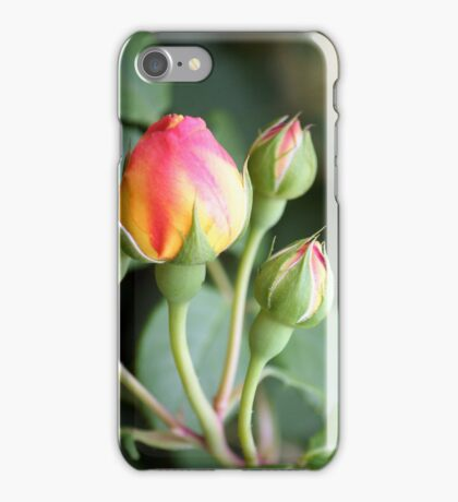 And love is fire... iPhone Case/Skin