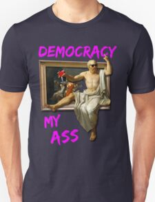 The Death (?) of Socrates Unisex T-Shirt