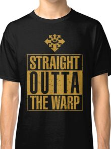 Straight Outta The Warp Classic T-Shirt