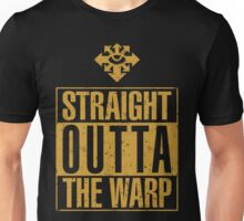 Straight Outta The Warp Unisex T-Shirt