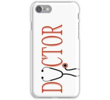 Doctor iPhone Case/Skin