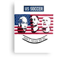 Stars of USA for World Cup 2014 Metal Print