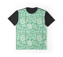 Green Turtles by VIXTOPHER Graphic T-Shirt