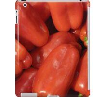 I Like Peppers iPad Case/Skin