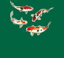 La ronde des carpes koi Unisex T-Shirt