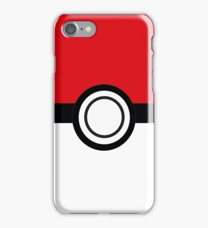Poke Ball All Over Design iPhone Case/Skin