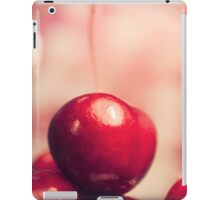 Sweet Red Cherry iPad Case/Skin