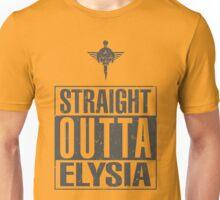 Straight Outta Elysia Unisex T-Shirt