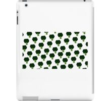 Broccoli pattern iPad Case/Skin