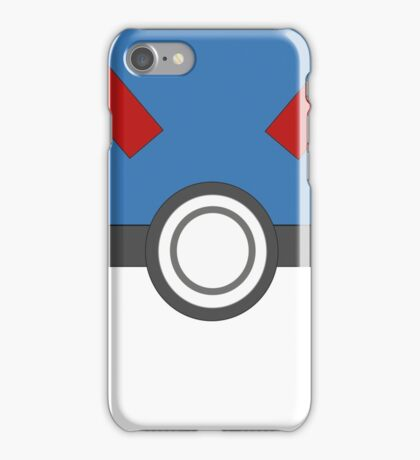 Master Pokeball All Over Print iPhone Case/Skin