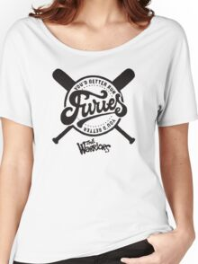 THE BASEBALL FURIES GANG - THE WARRIORS  Women's Relaxed Fit T-Shirt