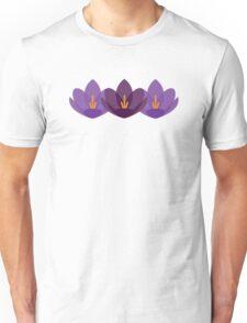 Crocus Flower Unisex T-Shirt