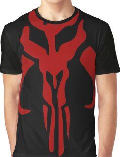 Mandalorian Emblem Graphic T-Shirt