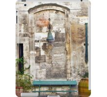 Bench And Bell iPad Case/Skin