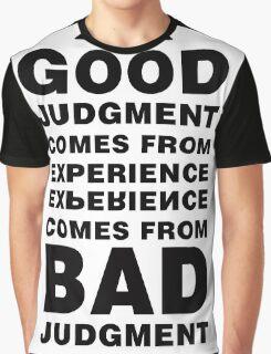The Balance Paradox Graphic T-Shirt