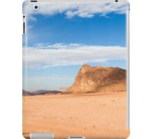 Wadi Rum, Jordan iPad Case/Skin