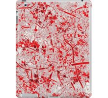 Welcome to the Jungle RED iPad Case/Skin