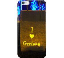 I Hart Geelong iPhone Case/Skin