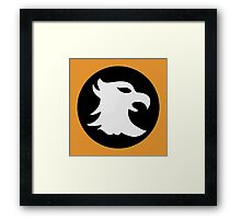 DUNGEONS & DRAGONS - ERIC´S SHIELD Framed Print