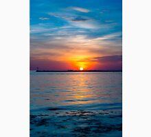 Vibrant Sunset Unisex T-Shirt