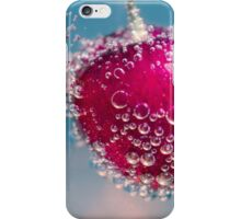 Cherry And Bubbly iPhone Case/Skin