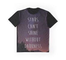 STARS QUOTE Graphic T-Shirt