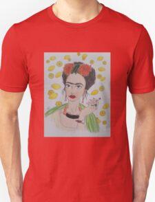 Frida Khalo Likes Lemonade  Unisex T-Shirt