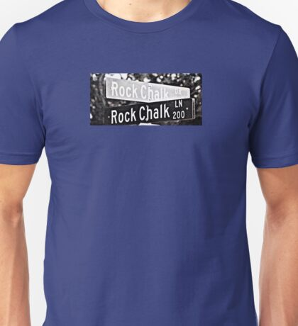 The Corner of RC Squared monochrome Unisex T-Shirt