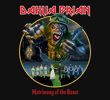 Dahlia & Brian: Matrimony of the Beast Unisex T-Shirt