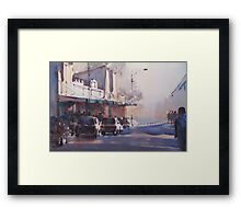 'Bundanoon, Southern Highlands' Framed Print