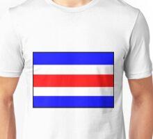 Letter C Flag Unisex T-Shirt