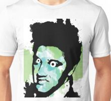 Elvis Water Color Abstract! Unisex T-Shirt