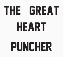 The Great Heart Puncher (Ox Baker) One Piece - Short Sleeve