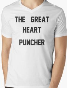 The Great Heart Puncher (Ox Baker) Mens V-Neck T-Shirt