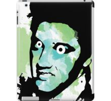 Elvis Water Color Abstract! iPad Case/Skin
