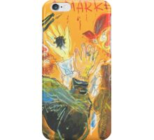 You are a Marked Man: Sergei Lefert's drawing iPhone Case/Skin