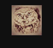 Owl Sketch 02 Unisex T-Shirt
