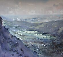 'A Distant View' by Julie Simmons
