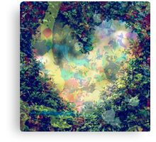 Wild at heart Canvas Print